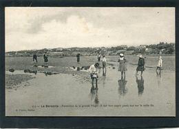 CPA - LA BERNERIE - Panorama De La Grande Plage, Animé - La Bernerie-en-Retz