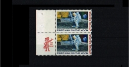 1969 - USA Stamps MNH - Space - United States - First Manned Moonlanding [A46_2207] - Ongebruikt