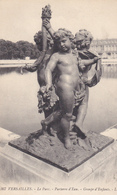 (78) VERSAILLES - Le Parc, Parterre D'eau Et Groupe D'Enfants - Versailles (Château)