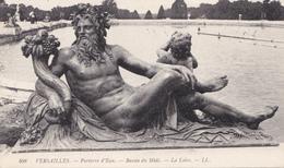 (78) VERSAILLES  Parterre D'Eau, Bassin Du Midi Et La Lire - Versailles (Château)