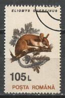 Romania 1993. Scott #3842 (U) Animal, Eliomys Quercinus, Garden Dormouse * - 1948-.... Républiques