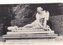 (78) VERSAILLES - La Nymphe à La Coquille - Versailles (Château)