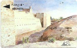 Bahrain - Qalat Al Bahrain Fort, 25BAHA, 1993, 100.000ex, Used - Bahrain