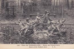 (78) Parc De VERSAILLES - Bassin Des Enfants Dorés - Versailles (Château)