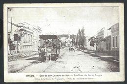 +++ CPA - Amérique - Brésil - Etat De RIO GRANDE DO SUL - Banlieue De PORTO ALEGRE - Mission De Propagande  // - Porto Alegre