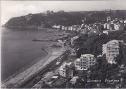 ARENZANO - PANORAMA  VG   AUTENTICA 100% - Genova