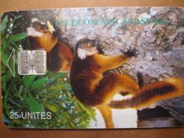 Télécarte Madagascar - Madagascar