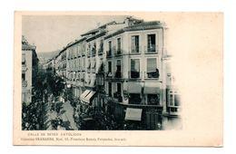 ESPAGNE . GRANADA . CALLE DE REYES CATOLICOS - Réf. N°7558 - - Granada