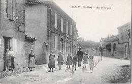SAINT-ELIX - Rue Principale. - Non Classés