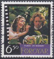 ISLAS FEROES 1997 Nº319 USADO - Färöer Inseln