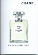 Chanel Fr (2scans) - Perfume Cards