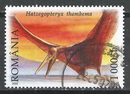 Romania 2005. Scott #4710 (U) Hatzegopteryx Thambema, Dinosaur * - Oblitérés