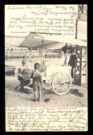 Fiume / Year 1904 / Postcard Circulated, 2 Scans - Croatie