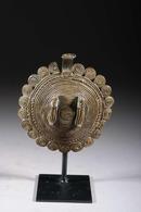 Art Africain Pendentif Gan - Art Africain