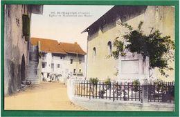 SAINT-GINGOLPH - Eglise Et Monument Aux Morts - Frankreich