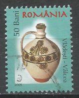 Romania 2005. Scott #4768 (U) Vladesti Valcea, Pottery - Oblitérés