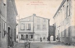 SAINT-JULIA - La Mairie. - Non Classés