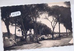 MANDELIEU-LA NAPOULE- CAMP LA PINEDE-LES BELLES VOITURES POPULAIRES DES ANNEES 60 - France