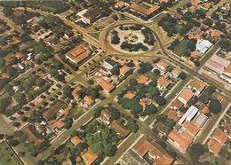 VISTA AÉREA DO CENTRO DE BISSAU - Guinea-Bissau