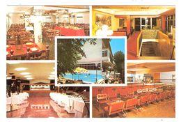 FIGUERAS, Gerona , Cataluna, Espana : HOTEL Trave ; Multivues, TB - Gerona