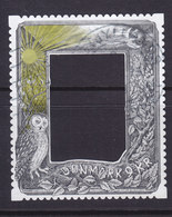 Denmark 2014 Stamp Art Briefmarken Kust Owl Uhle Genuinely Used !! - Dänemark