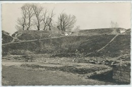 """Orrouy-Ruines Gallo-Romaines De Champlieu-""""Le Théâtre"""" (CPSM) - Autres Communes"""