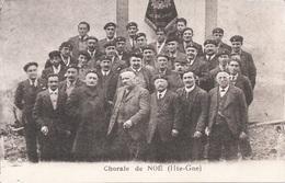 CHORALE De NOE. - France
