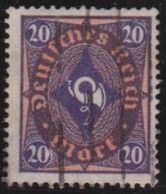 Deutsches  Reich    .      Michel    196          .      O    .    Gebraucht  .   /   .   Cancelled - Allemagne