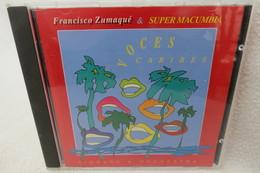 """CD """"Francisco Zumaqué & Super Macumbia"""" Voces Caribes - Musik & Instrumente"""