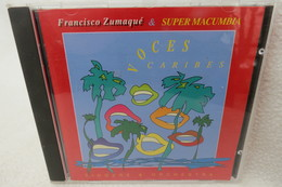 "CD ""Francisco Zumaqué & Super Macumbia"" Voces Caribes - Music & Instruments"