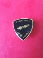 Pin Plastificato - Puntatore Artiglieria - P635 - Militari