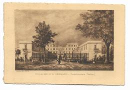 CAMPIGLIONE -  VILLA Mse DI S.GERMANO - DISEGNO GONIN 1834 - VIAGGIATA FG - Non Classificati