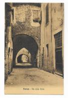FERRARA - VIA DELLE VOLTE 1915   VIAGGIATA FP - Ferrara