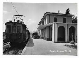 VARZI - STAZIONE FF.SS - NV FG - Novara