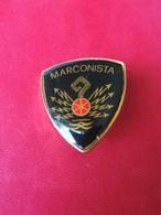 Pin Plastificato - Marconista - P637 - Militari