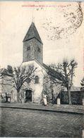 78 Bonnières Sur Seine : L'église - Bonnieres Sur Seine