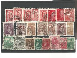 55220 ) Collection Argentina Postmark Official - Argentine