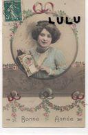 Femmes N° 311 : Lettre, Bonne Année ; édit. Lilas N° 7129 - Femmes