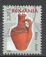 Romania 2005. Scott #4771 (U) Barsa Arad, Pottery * - Oblitérés