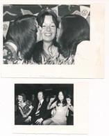 KRUISHOUTEM   1973 ?  =  FOTO 18 X 13 CM  -  VERKIEZING EIKONINGIN TE KRUISHOUTEM WINARES M.D.VR. - Kruishoutem