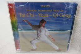 "CD ""Thors"" Tai Chi - Yoga - Qi Gong"" Harmonic Instrumental Music (noch Orig. Eingeschweißt) - Instrumental"