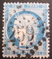Lot FD/847 - CERES N°37 - GC 259 : AVESNES-SUR-HELPE (Nord) INDICE 3 - 1870 Siège De Paris