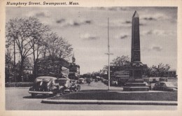 AR24 Humphrey Street, Swampscott, Mass - Vintage Cars, Bus - United States