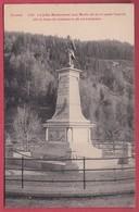 FRANCE Carte Postale Ancienne LAVEISSIERE Monument Aux Morts (Cantal) - Non Classés