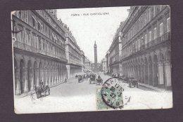 Paris Rue Castiglione écrite 1907 Lot 959 - France