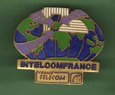 FRANCE TELECOM *** INTELCOMFRANCE *** A033 - France Telecom