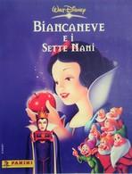 BIANCANEVE E I 7 NANI -ALBUM PANINI  2001    (260218) - Edizione Italiana