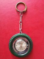 Portachiavi Orologio Vintage (non Funzionante) -C82 - Portachiavi