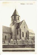 ROLLEGEM - Kerk - Zijkant - Mouscron - Moeskroen