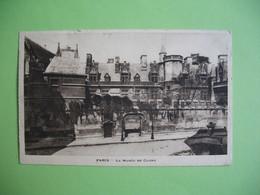 CPA   Paris  Le Musée De Cluny   1937 - Museen